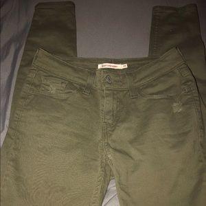 Levi's Jeans - Levi 535 Super Skinny